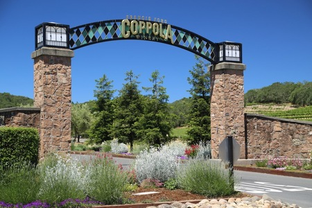 Francis Ford Coppolla Winery 2